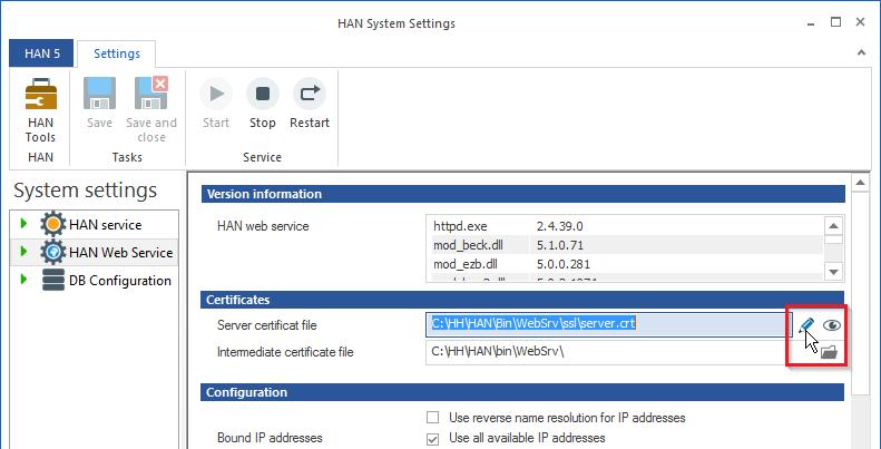 Wildcard Configuration (DNS Kernel Mode)